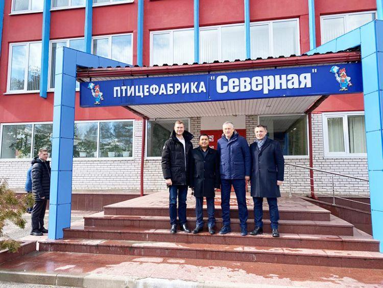 ออท.ไทย ชู CPF Russia ช่วยรัสเซียฝ่าวิกฤตโควิด-19