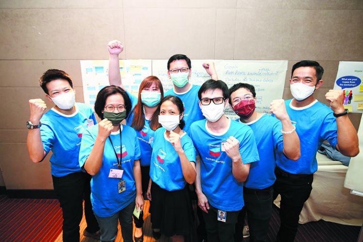 """""""เชฟรอน"""" สนับสนุน """"กรมควบคุมโรค"""" รับมือภัยคุกคามสุขภาพคนไทย"""