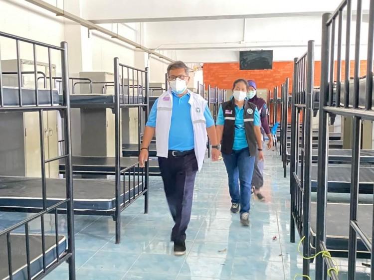 ยะลายอดผู้ป่วยโควิด-17 เพิ่ม 177 ตาย 4 -เตรียมเปิด รพ.สนามเพิ่มที่รามัน