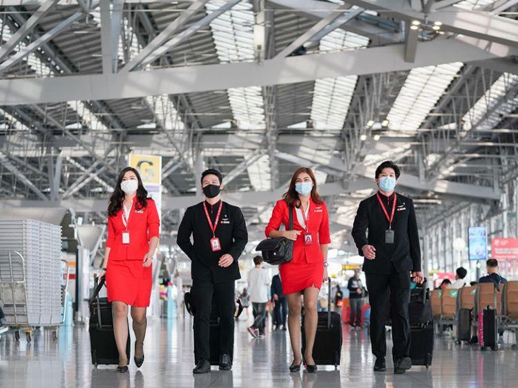 แอร์เอเชีย บินมั่นใจ ปลอดภัย กระตุ้นท่องเที่ยวไทยปลายปี