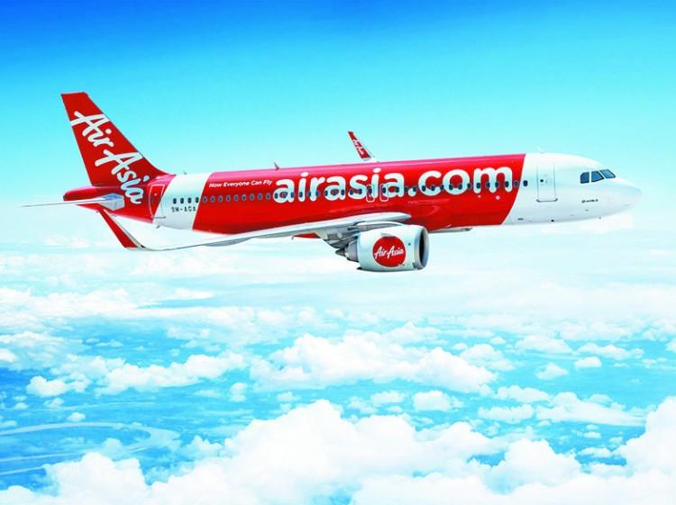 สายการบินไทยแอร์เอเชีย ประกาศหยุดให้บริการเส้นทางบินภายในประเทศชั่วคราว 10-31 ก.ค.นี้