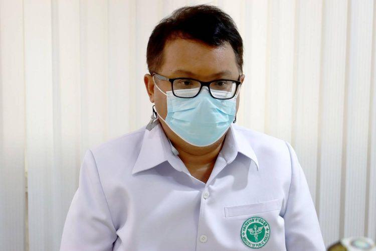 สสจ.แนะคนมีโรคประจำตัว ปรึกษาแพทย์ก่อนฉีดวัคซีนโควิด-19