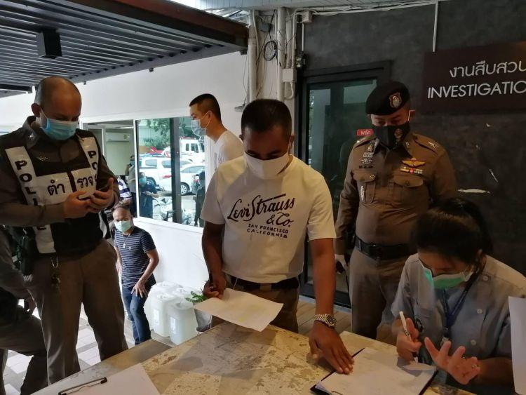 กักตัว 14 วันตำรวจป่าตอง 24 นาย ใกล้ชิดตำรวจติดโควิด-19