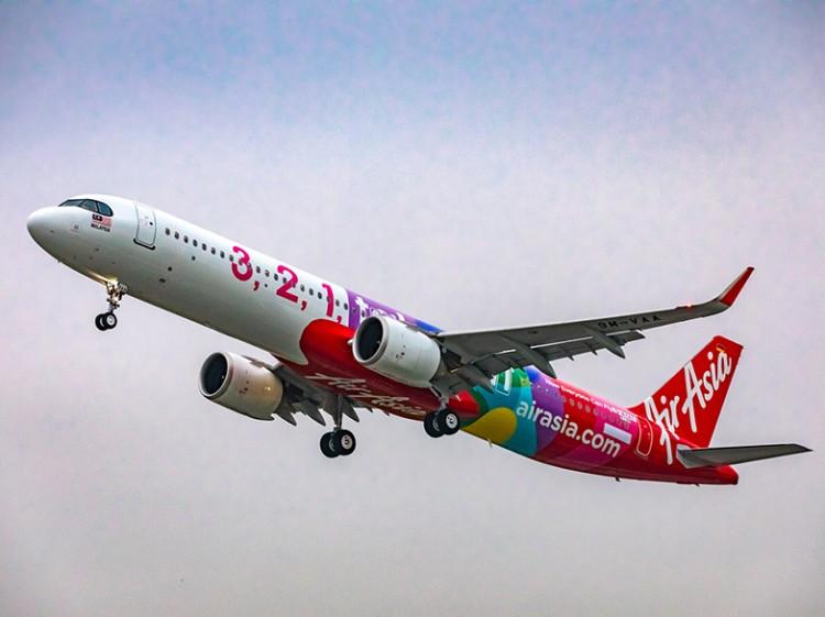 แอร์เอเชีย ปรับฝูงบินแก้สัญญารับเครื่องบิน A321neo ใหม่ทั้งหมดจากแอร์บัส